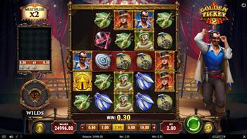 golden ticket 2 play n go