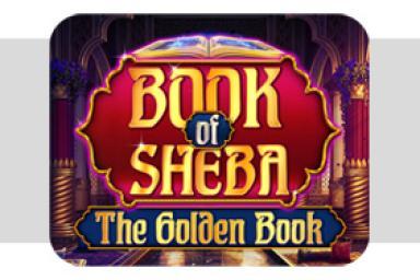 Book of Sheba™, ouvrez le nouveau livre magique du logiciel iSoftBet