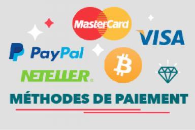 Quelles sont les options de paiement à utiliser dans un casino en ligne ?