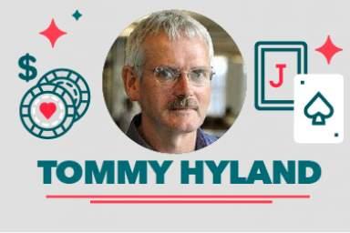 Tommy Hyland : son influence dans les techniques de comptage de cartes