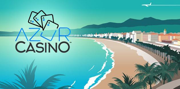 Azur casino banner