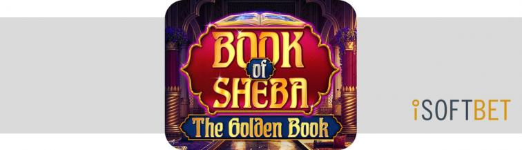 book of sheba isoftbet