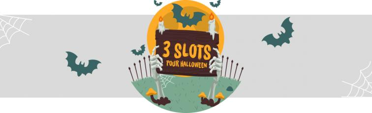 Meilleures slots Halloween machines à sous