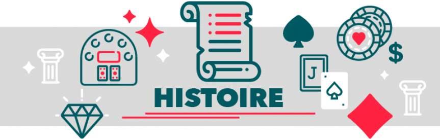 Histoire blackjack