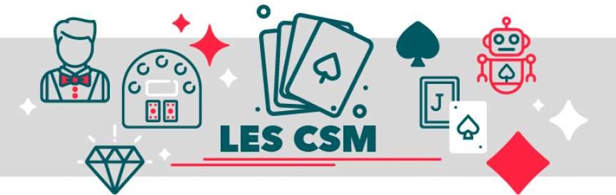 Les CSM